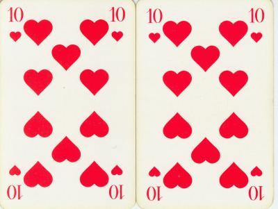 Zwei Herz-10<br />